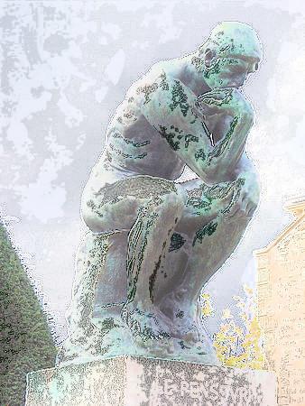 Мыслитель (Роден)